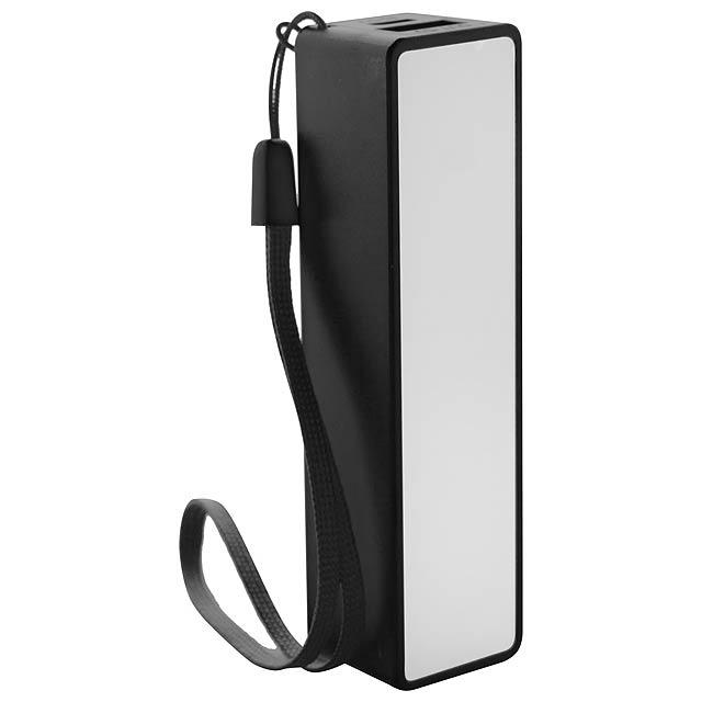 Keox USB power banka - černá