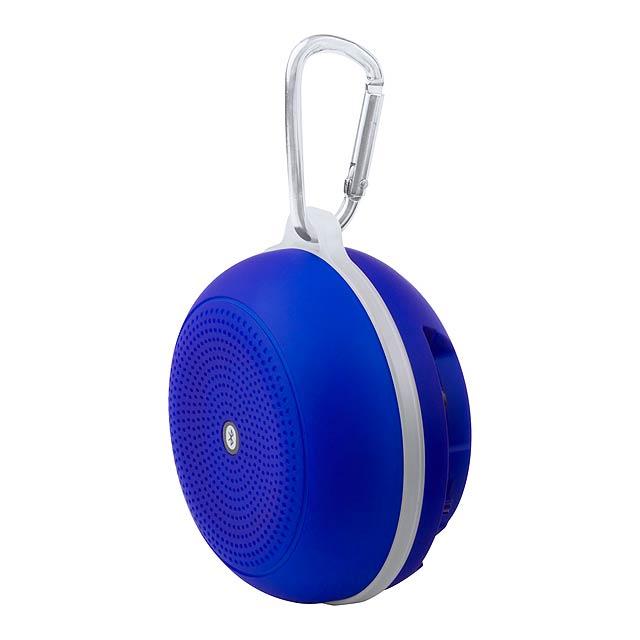 Audric bluetooth reproduktor - modrá