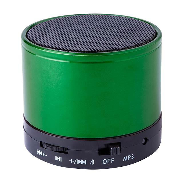 Martins bluetooth reproduktor - zelená