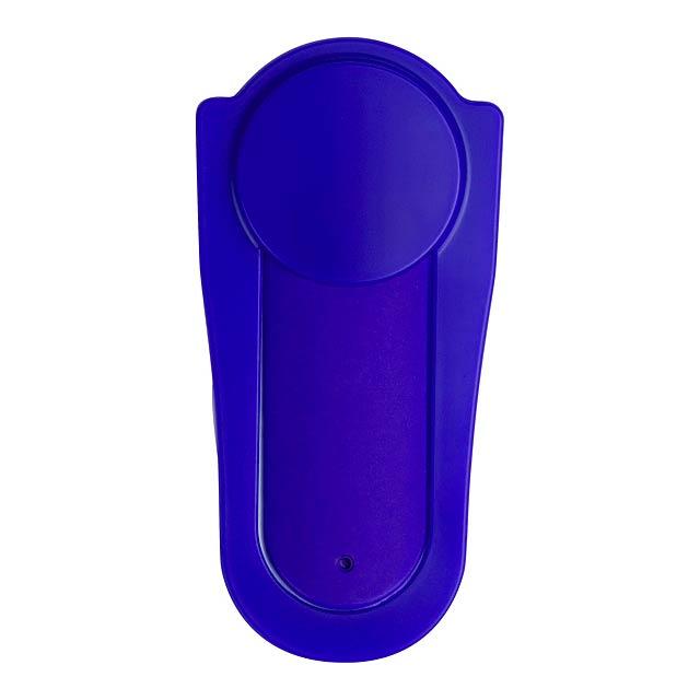 Smaner stojánek na mobil - modrá