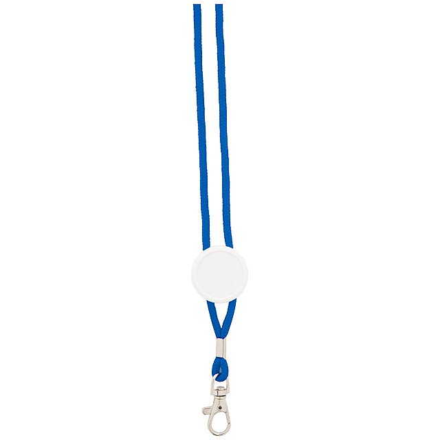 Perux lanyard - modrá