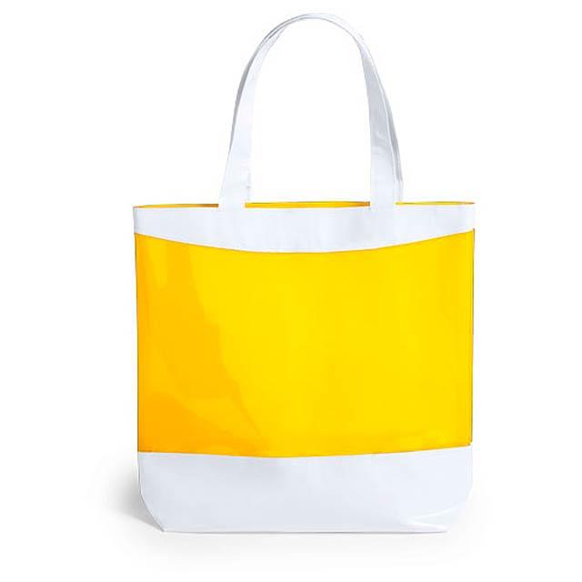 Rastek nákupní taška - žlutá