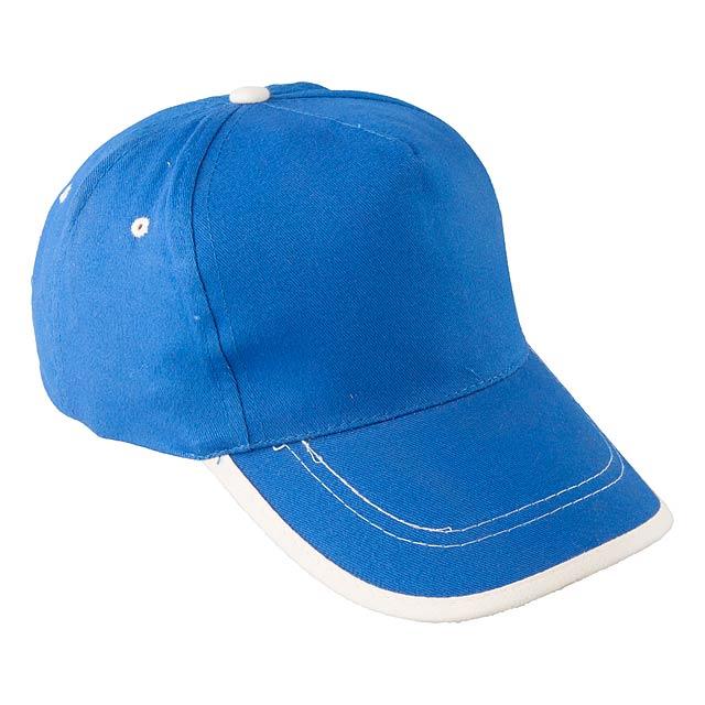 USA kšiltovka - modrá