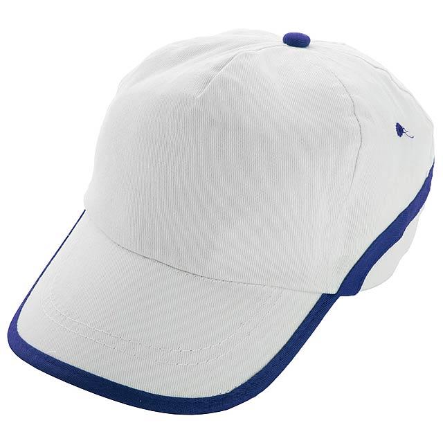 Line - baseball cap - white