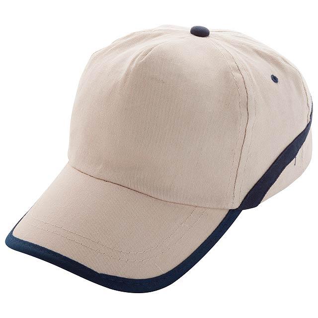 Line - baseball cap - beige