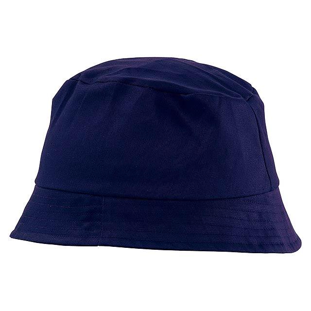 Marvin plážový klobouček - modrá