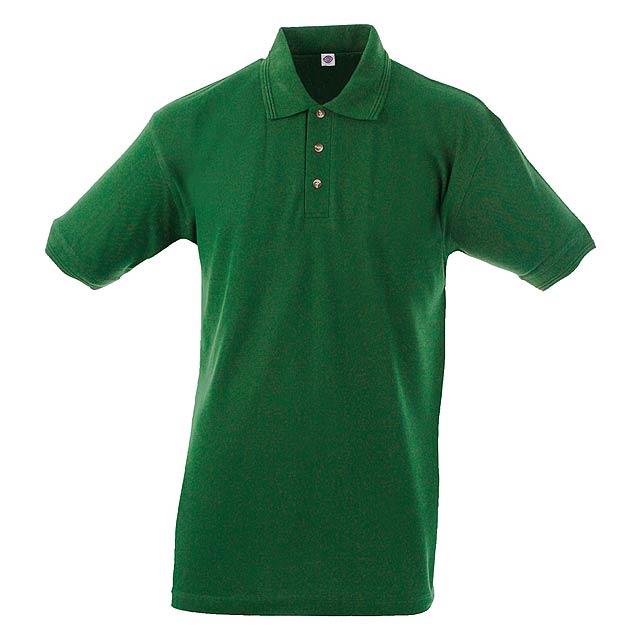 Cerve polokošile - zelená