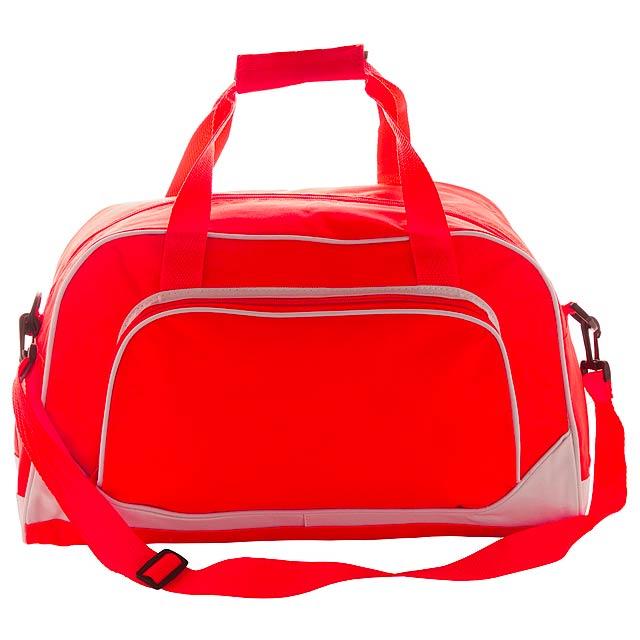 Novo sportovní taška - červená