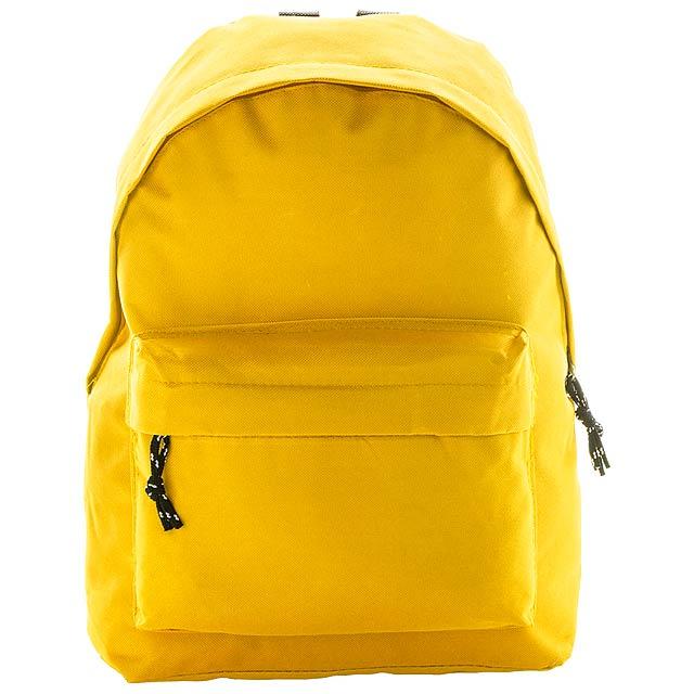 Discovery batoh - žlutá