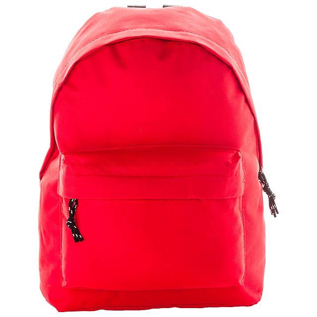 Discovery batoh - červená