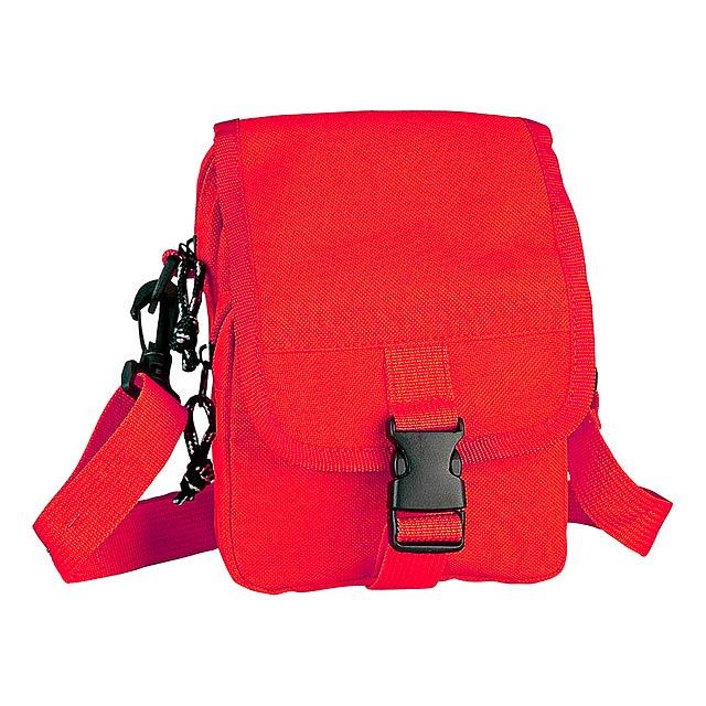 Piluto taška - červená