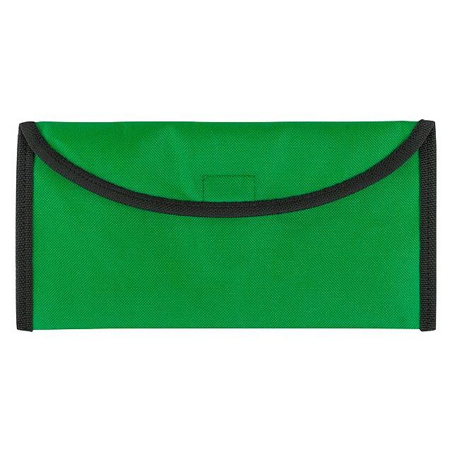 Lisboa taška na dokumenty - zelená