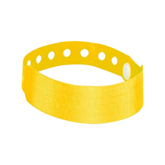 Wristband - yellow
