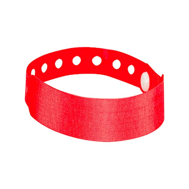 Wristband - red