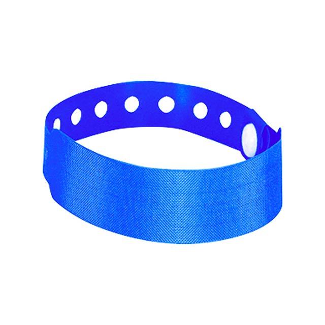 Multivent identifikační páska na ruku - modrá