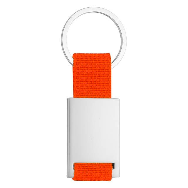 Yip přívěšek na klíče - oranžová