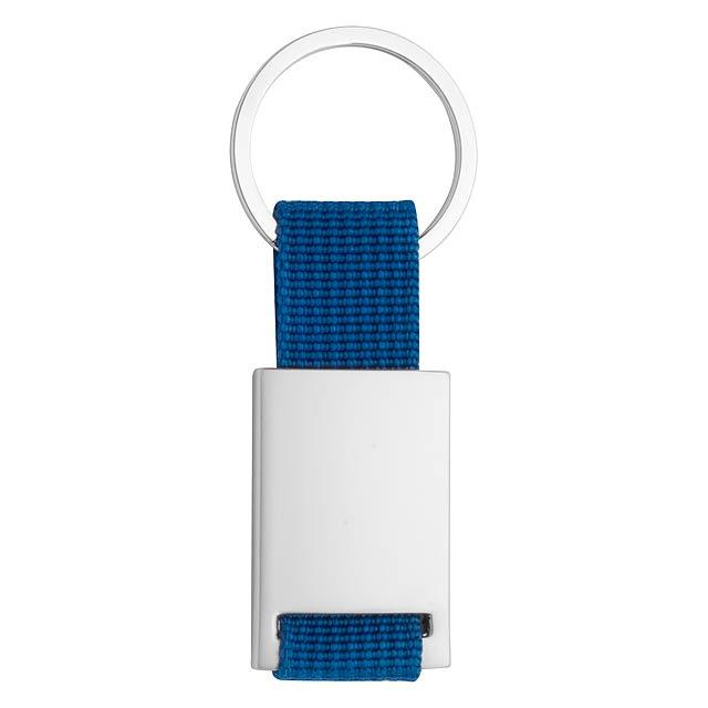 Yip přívěšek na klíče - modrá