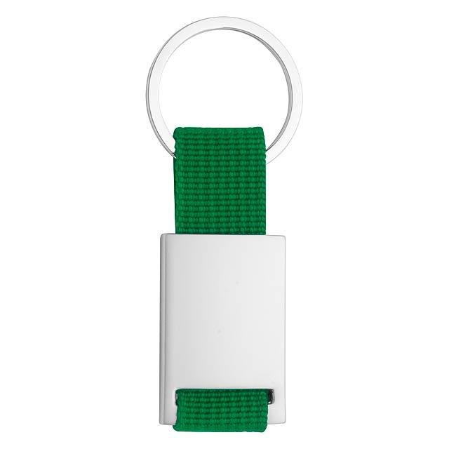 Yip přívěšek na klíče - zelená
