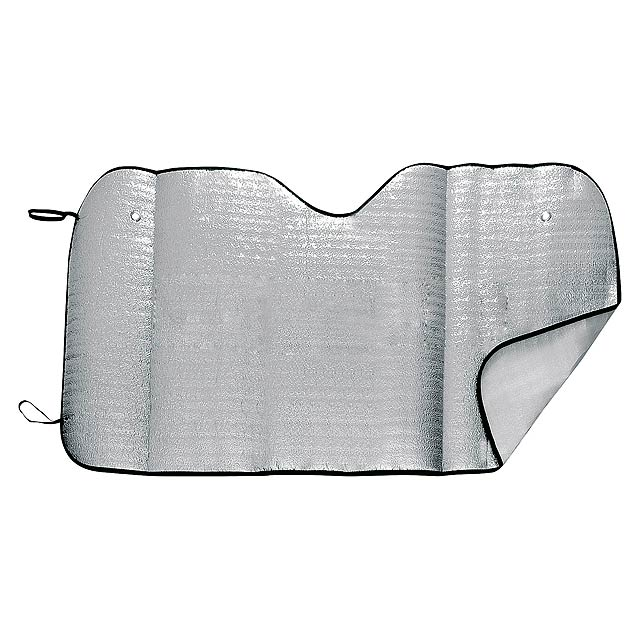 Jumbo termoizolační fólie na okno auta - stříbrná