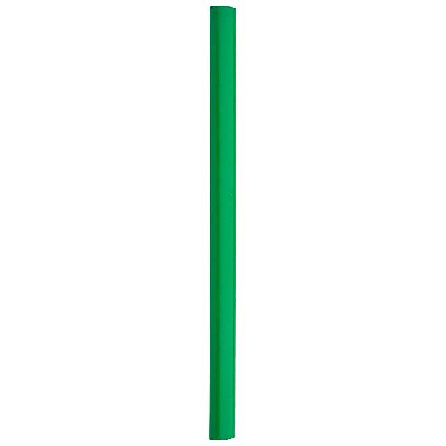Carpenter dřevěná tužka - zelená