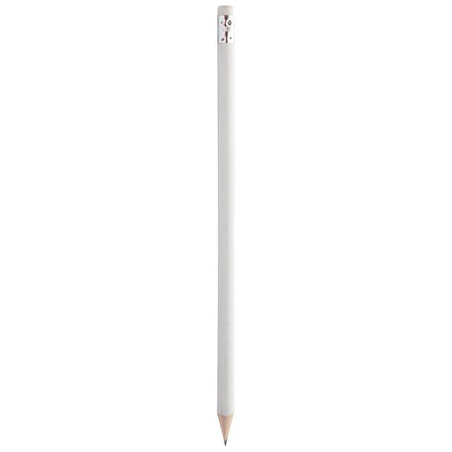 Bleistift - Weiß