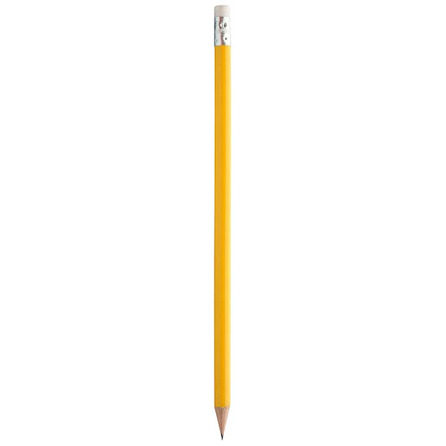Pencil - yellow
