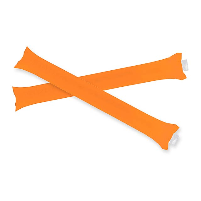 Cheering sticks - orange