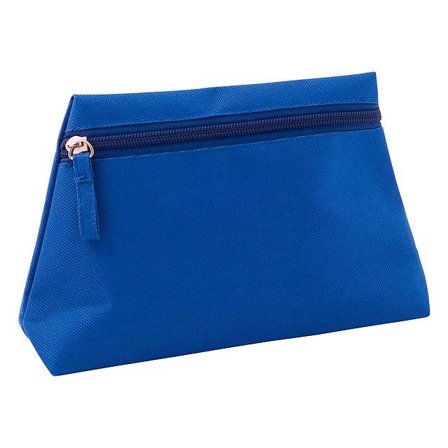 Britney kosmetická taška - modrá