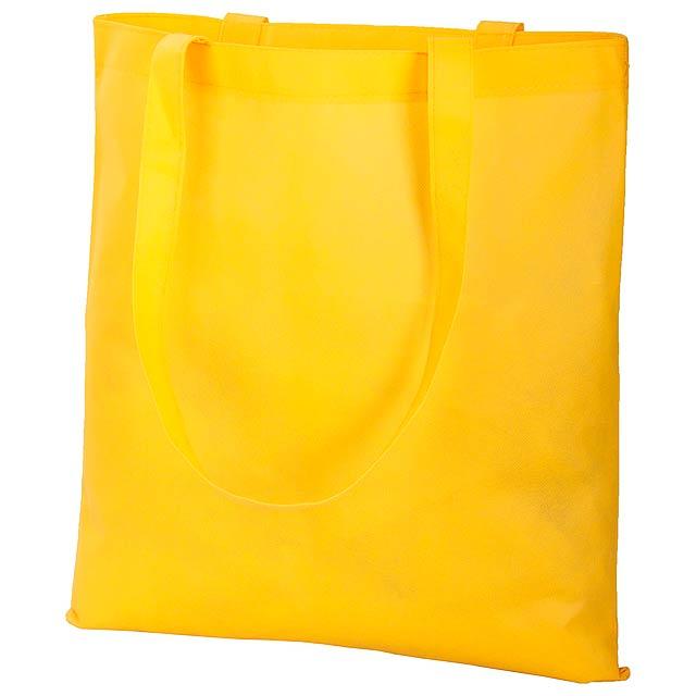 Fair nákupní taška - žlutá