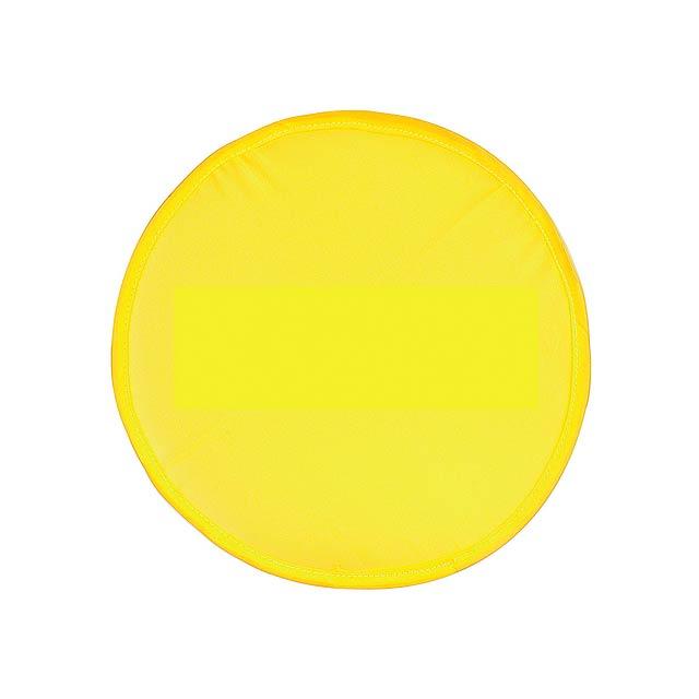 Watson frisbie - žltá