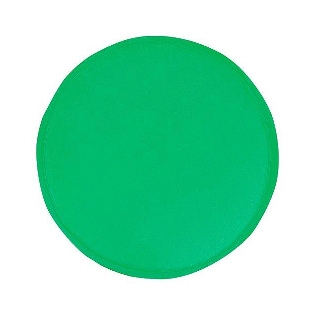 Watson frisbie - zelená