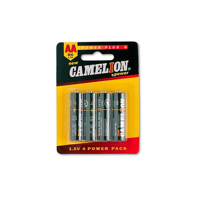 Staark baterie r6 - 4 ks - multicolor