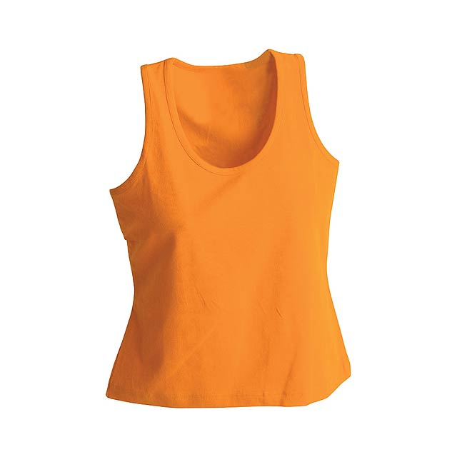 Hesset dámské tričko - oranžová