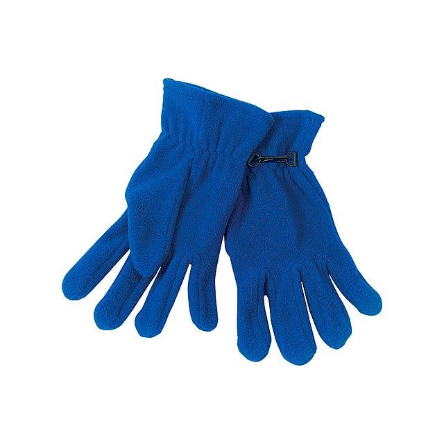 Monti zimní rukavice - modrá
