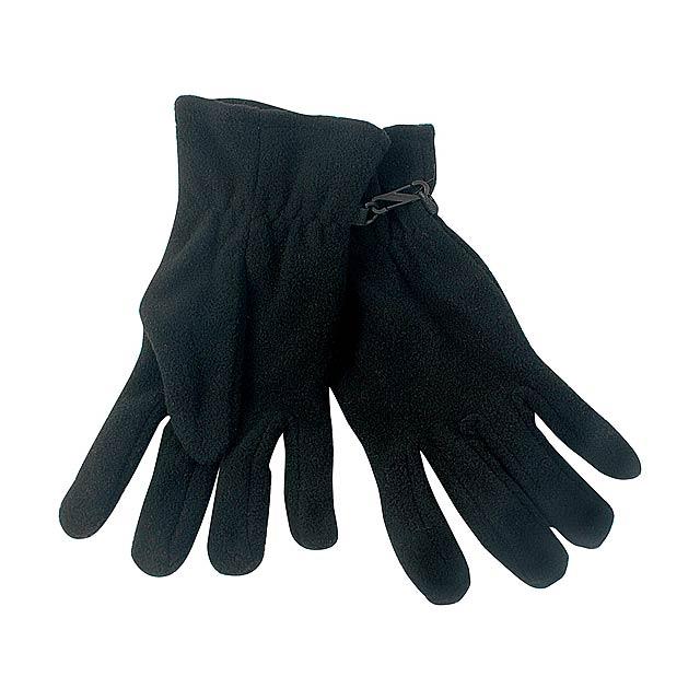 Monti zimní rukavice - černá