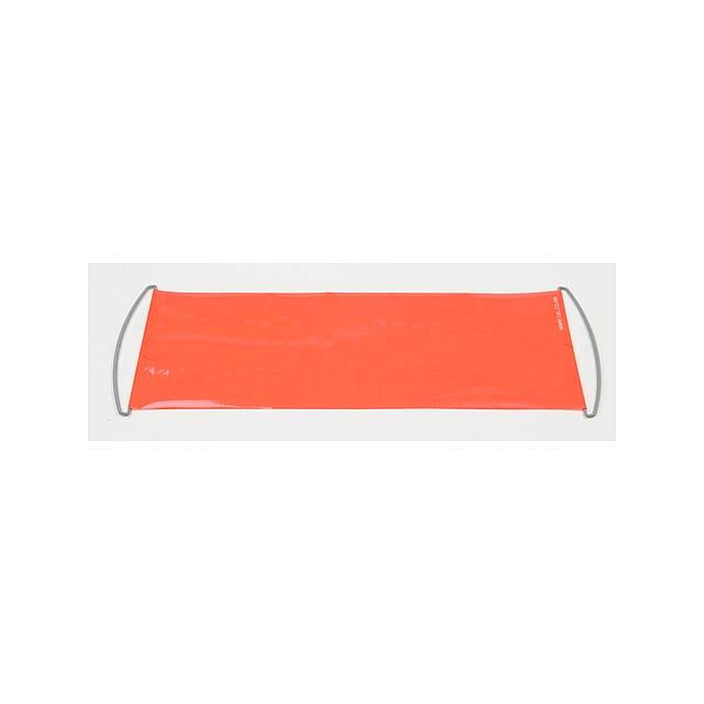 Oé banner - oranžová