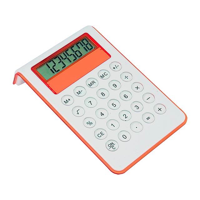 Myd kalkulačka - oranžová
