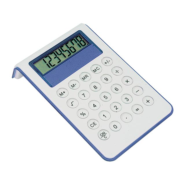 Myd kalkulačka - modrá
