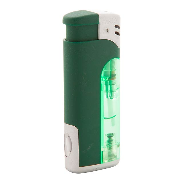 Feuerzeug - Grün