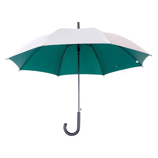 Cardin deštník automat - zelená