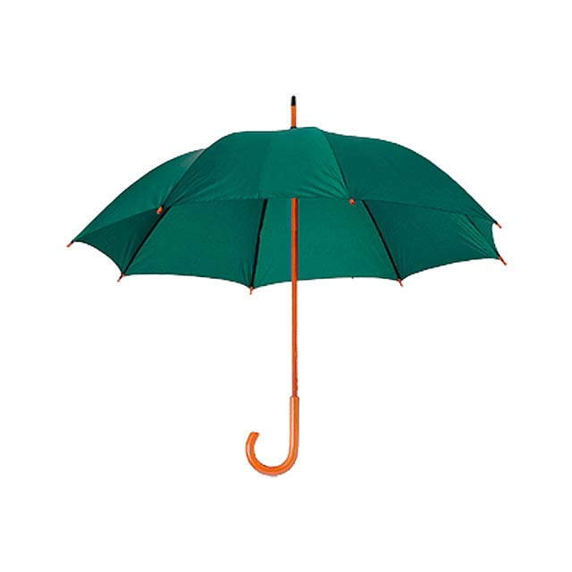 Santy deštník - zelená