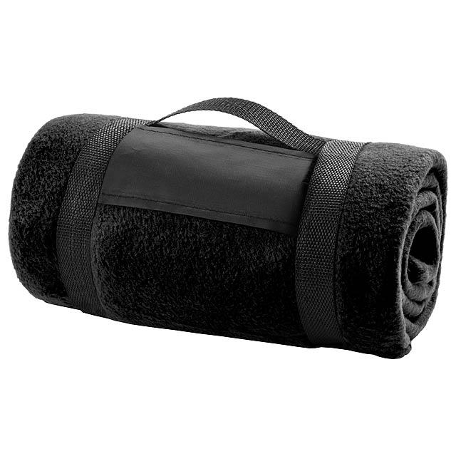Mountain deka - černá