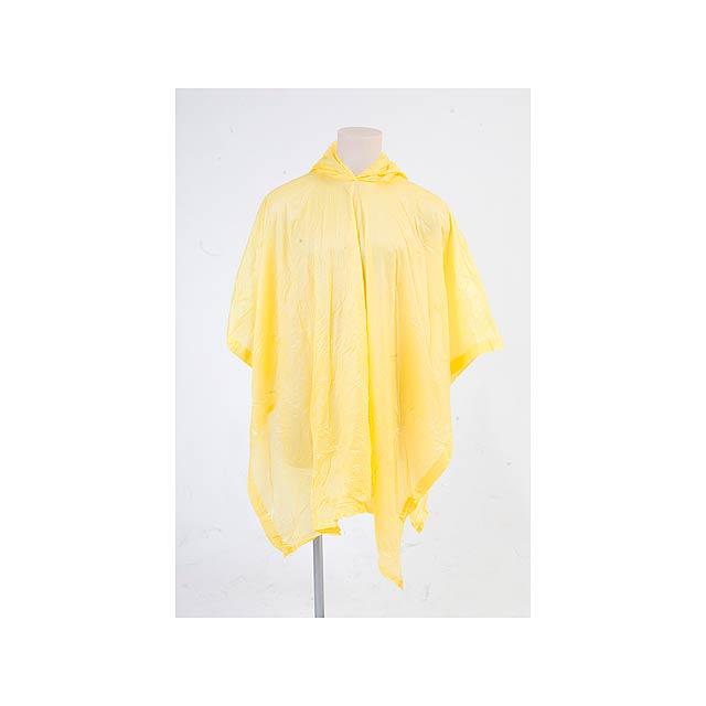 Montello pláštěnka - žlutá