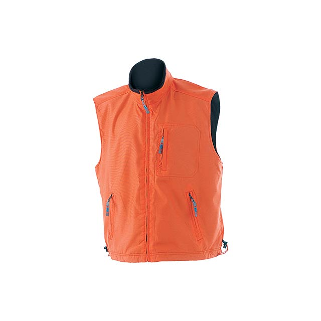 Premier vesta - oranžová