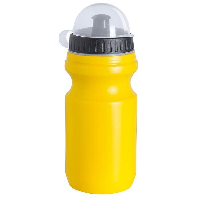 Sports sportovní láhev - žlutá