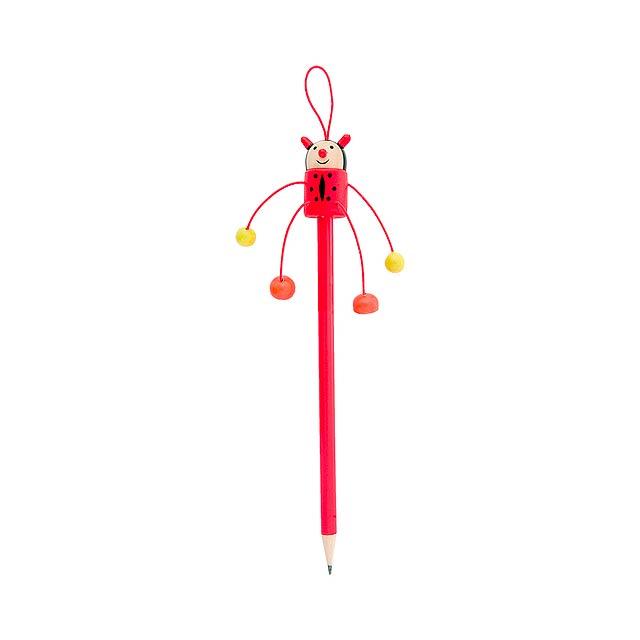Pent tužka - červená