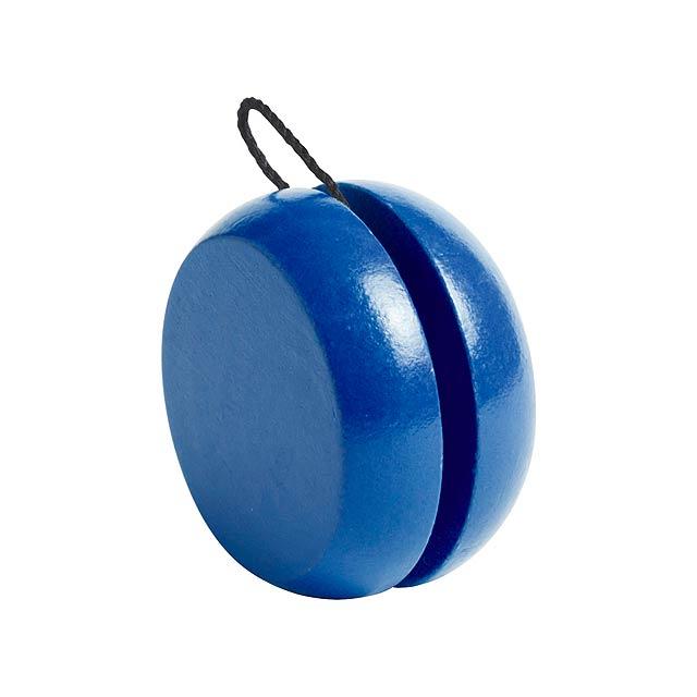 Curl jojo - modrá