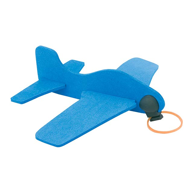 Baron letadlo - modrá