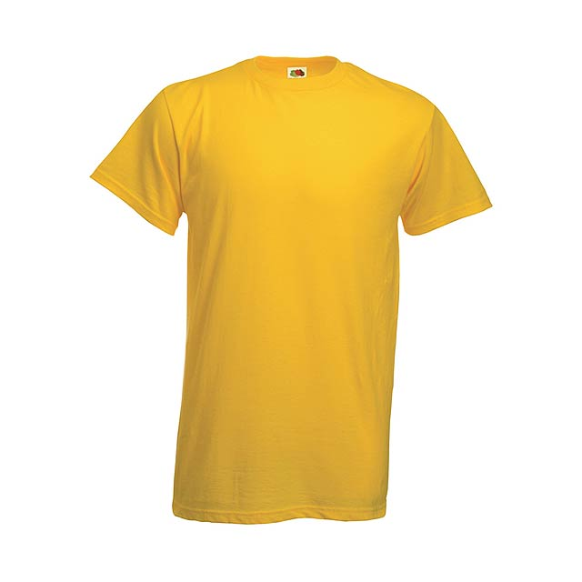 Heavy-T tričko - žlutá