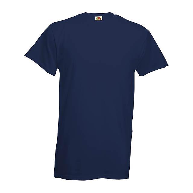 Heavy-T tričko - modrá